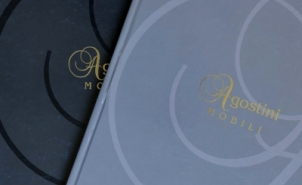 <p>Catalogo mobile classico<br />Cliente Agostini Mobili<br />Bolero Collection<br />I Maggiolini Collection</p>