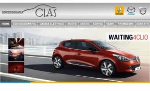 <p>SITO WEB perwww.renaulclas.it<br />Cliente: Renault clas<br />Anno: 2012<br />In collaborazione con: mamastudios - www.mamastudios.it<br /><br /></p>
